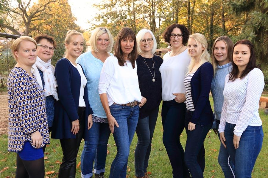 Teamfoto 2019 Kita Kleinenbremen